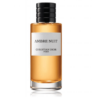 Ambre Nuit By Christian Dior