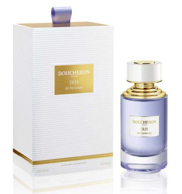 Iris de Syracuse by Boucheron