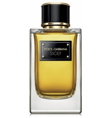 SICILY BY DOLCE AND GABBANA