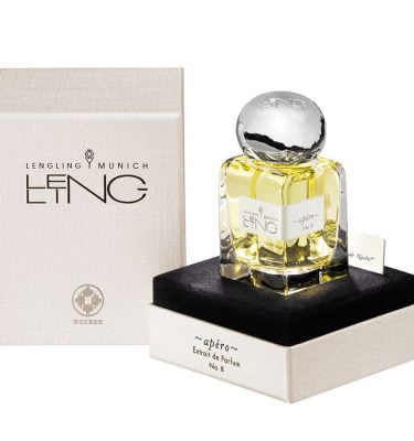 No. 8 Apero extrait By Lengling Parfums