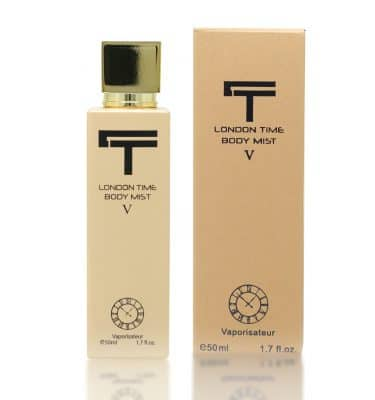 LONDON TIME BODY MIST V