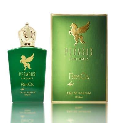 PEGASUS PERFUMES BESOS BRANDDOSE