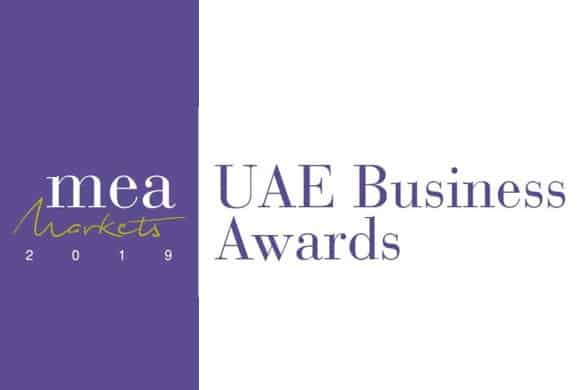 MEA UAE BUSINESS AWARDS