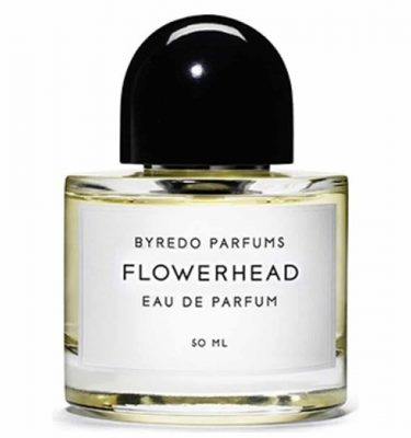 FLOWER HEAD BY BYREDO